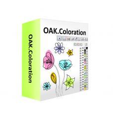 OAK.Coloration pro CorelDRAW®
